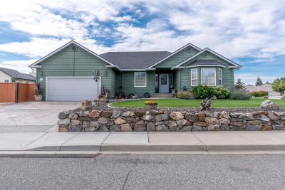 East Wenatchee Single Family Home For Sale: 173 Manhattan Sq