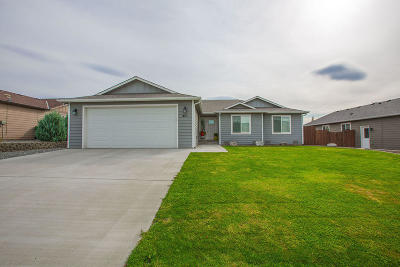 East Wenatchee Single Family Home For Sale: 405 S Jarvis Ave