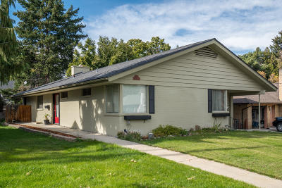 Wenatchee Single Family Home For Sale: 4 S Garfield Ave