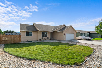 East Wenatchee Single Family Home For Sale: 1297 Canyon Ct
