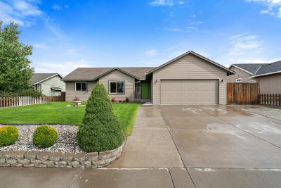 East Wenatchee Single Family Home For Sale: 2514 Aviation Dr