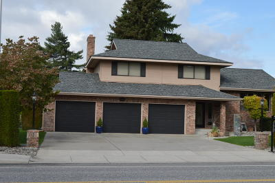 East Wenatchee Single Family Home For Sale: 1690 Eastmont Ave