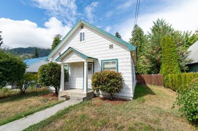 Leavenworth Single Family Home For Sale: 358 Whitman St