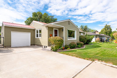 Wenatchee Single Family Home For Sale: 1120 Amherst Ave
