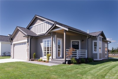 Lynden Single Family Home Sold: 2011 Woodsman Dr