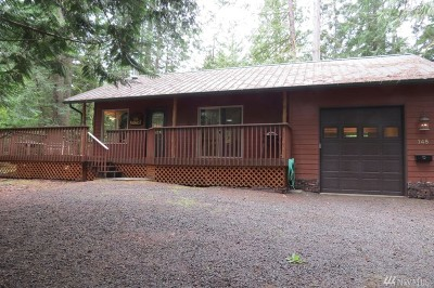 Shelton Single Family Home Sold: 145 E Barnacle Blvd