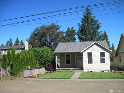 Shelton Single Family Home Sold: 322 W