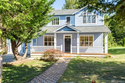 Single Family Home Sold: 3911 Dogwood Place
