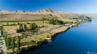 Douglas County, Chelan County Residential Lots & Land For Sale: 424 Stayman Flats Rd