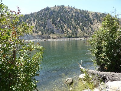 Chelan, Chelan Falls, Entiat, Manson, Brewster, Bridgeport, Orondo Residential Lots & Land For Sale: 422 Stayman Flats Rd
