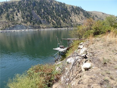 Douglas County, Chelan County Residential Lots & Land For Sale: 422 Stayman Flats Rd