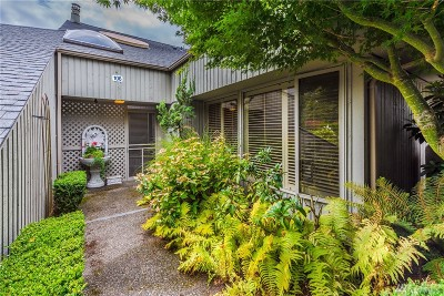 La Conner, Anacortes Condo/Townhouse For Sale: 106 Shelter Bay Dr