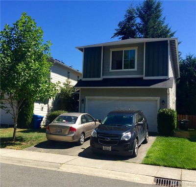 Puyallup Single Family Home For Sale: 18815 97th Av Ct E