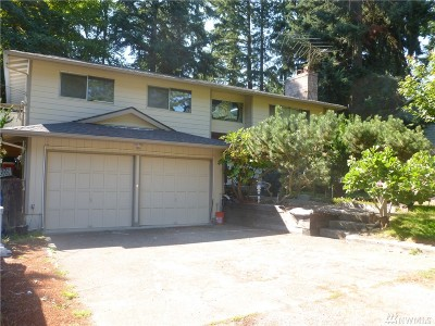 Federal Way Single Family Home For Sale: 31001 6th Place SW
