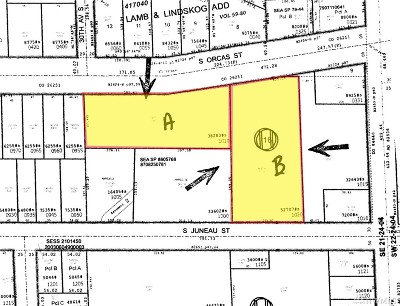 King County Residential Lots & Land For Sale: 3003 S Orcas St