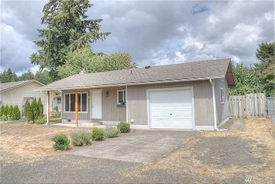 Shelton WA Single Family Home Sold: $147,500