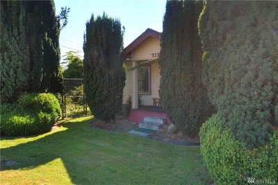 Sedro Woolley Single Family Home Sold: 712 Trail Rd