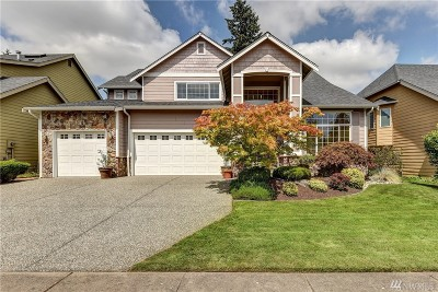 Lynnwood WA Single Family Home Sold: $525,000
