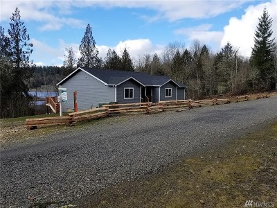 Onalaska Single Family Home For Sale: Lot 13 Brim Rd