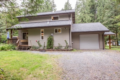 Glacier Single Family Home Sold: 22004 Pinnacle Rd