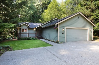 Single Family Home Sold: 8 Meadow Ct