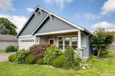 Burlington Single Family Home Sold: 551 Woollen Rd