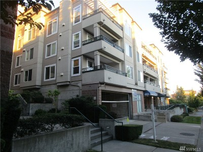 Condo/Townhouse Sold: 8750 Greenwood Ave N #S204