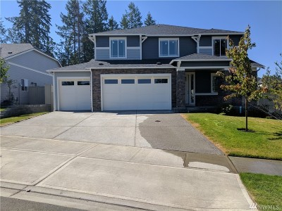 Lacey Single Family Home For Sale: 9315 Balata Ct NE