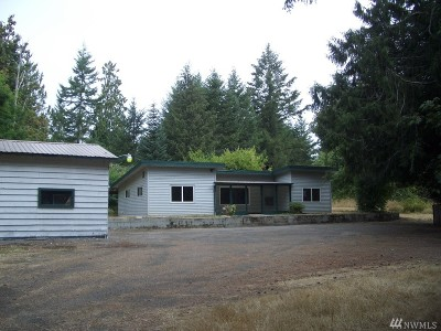 Shelton Single Family Home Sold: 2761 E South Island Dr
