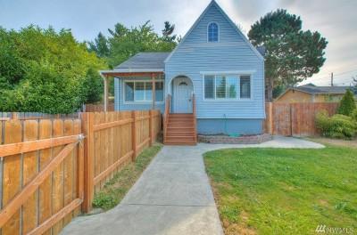 Tacoma WA Single Family Home For Sale: $205,000
