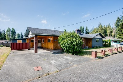 Sedro Woolley Single Family Home Sold: 21718 Sterling Dr