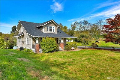 Ferndale Single Family Home Sold: 3514 Aldergrove Rd