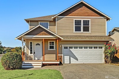 Sedro Woolley Single Family Home Sold: 828 Thurmond Ave