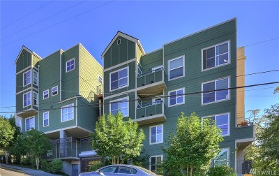 Condo/Townhouse Sold: 9057 Greenwood Ave N #401