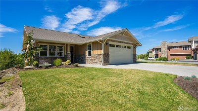 Skagit County Condo/Townhouse Sold: 4912 Channel Marker Lane