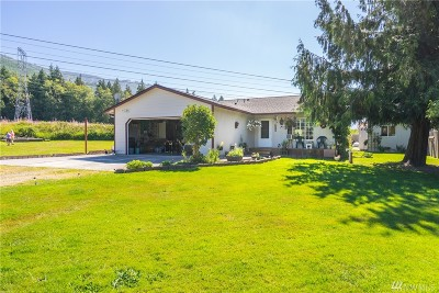 Sedro Woolley Single Family Home Sold: 5083 Aerie Lane