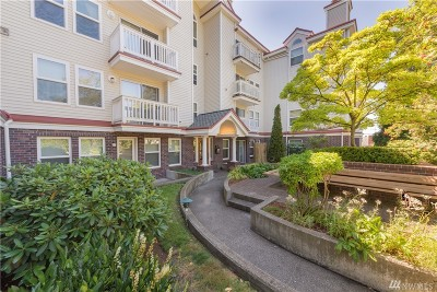 Condo/Townhouse Sold: 411 N 90th St #104