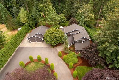 Redmond WA Single Family Home Sold: $810,000