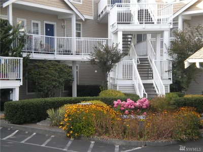 Mukilteo WA Condo/Townhouse Sold: $285,000