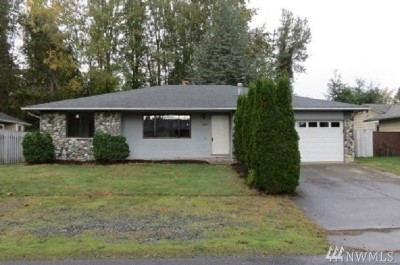 Blaine Single Family Home Sold: 8425 Glendale Dr