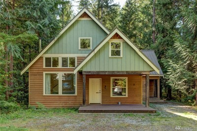 Glacier Single Family Home Sold: 21012 Pinnacle Rd