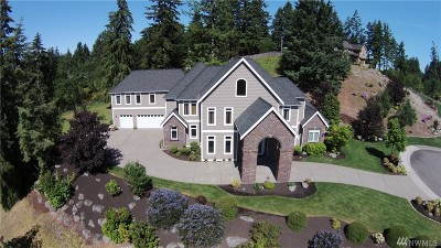 Thurston County Single Family Home For Sale: 1748 McAllister Ct SE