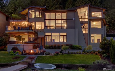 Single Family Home Sold: 1006 W Lake Sammamish Pkwy SE