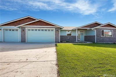 Blaine Single Family Home Sold: 8254 Quinault Rd