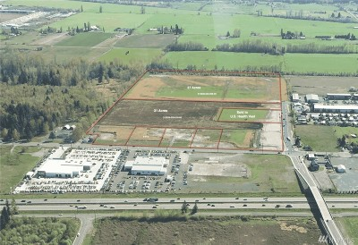 Snohomish County Residential Lots & Land For Sale: 15621 Smokey Point Blvd