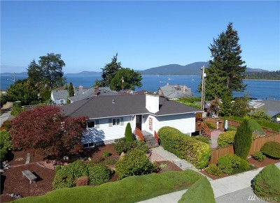Anacortes Single Family Home Sold: 812 F Ave