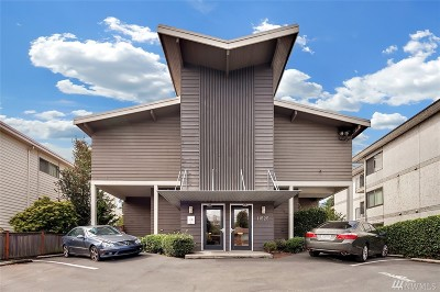 Condo/Townhouse Sold: 11525 Greenwood Ave N #301