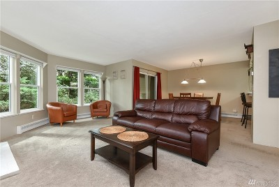 Bellevue WA Condo/Townhouse Sold: $337,000