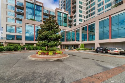 Condo/Townhouse Sold: 177 107th Ave NE #1208