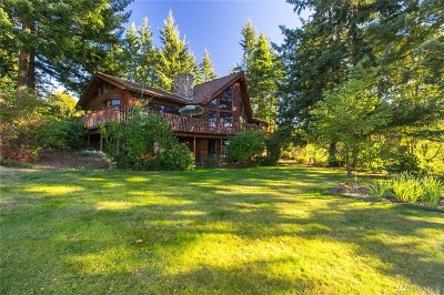 Tenino Farm For Sale: 13035 Sunset Heights Lane SE